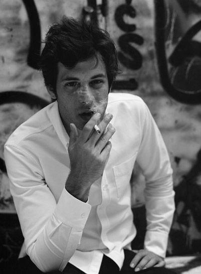 Mark Ronson is tooo cool (follow minkshmink on pinterest)