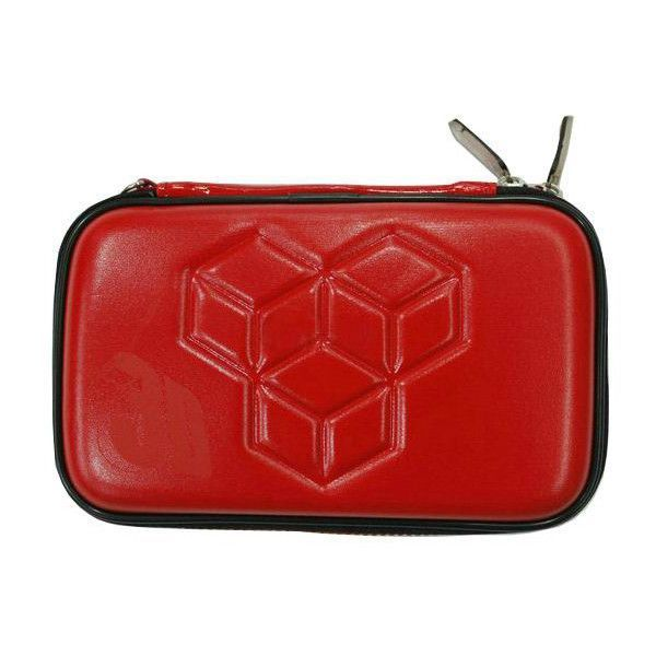 3DS Red Airform EVA Game Travel Carry Pouch Case Cover Bag for Nintendo Console