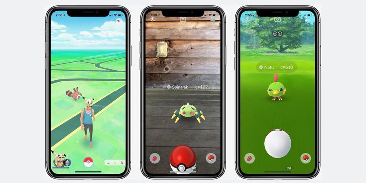 Niantic updates Pokémon GO with iPhone X resolution, AR mode now more immersive