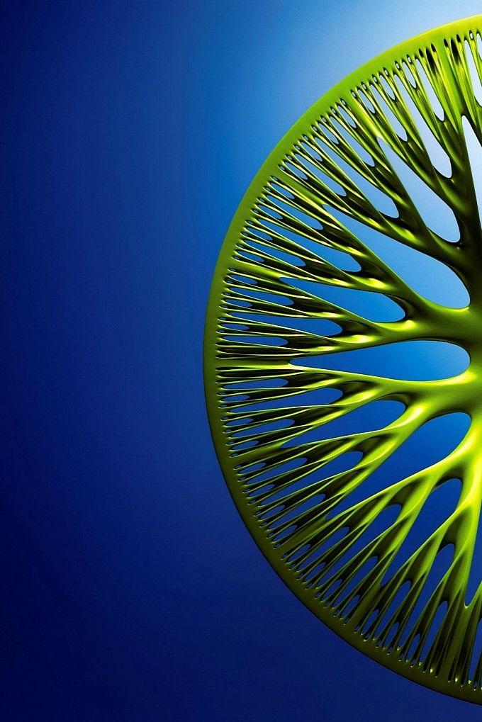 Structure - Ross Lovegrove (Renault)