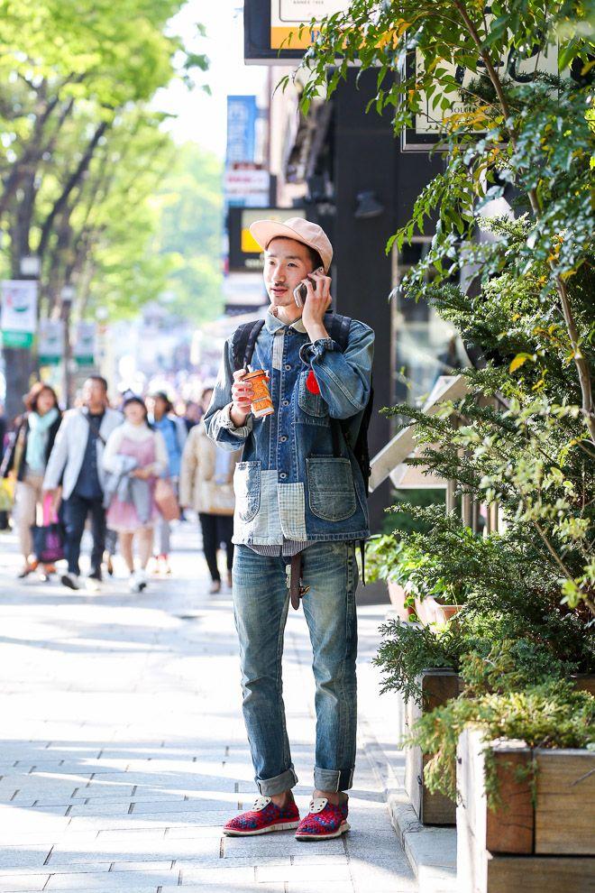 postprotest spaced rapper worker, probably geek - The Sharp Gentleman