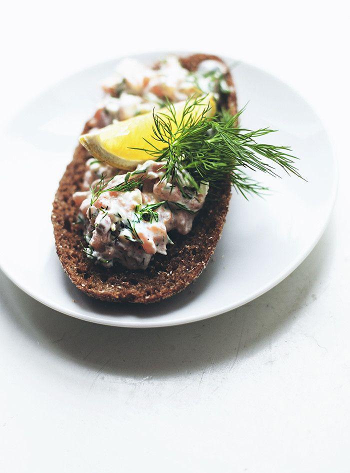 Salmon Spread Recipe