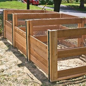 HOWTO: build the ultimate composting system