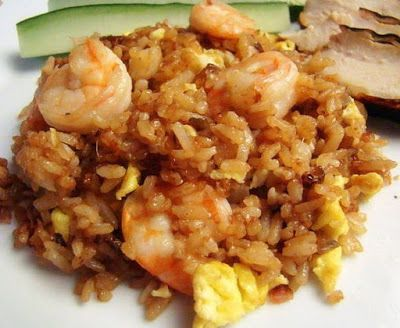 The Pioneer Woman: EASY SHRIMP FRIED RICE