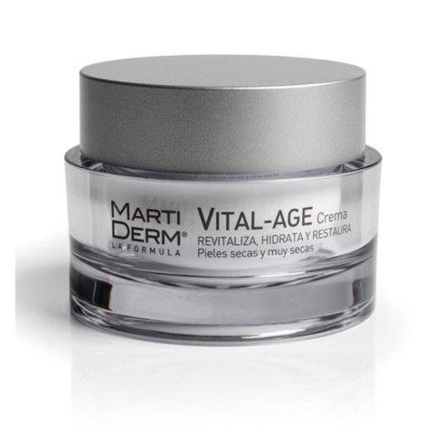 Martiderm Vital Age Crema Pieles Secas y Muy Secas, 50 ml.