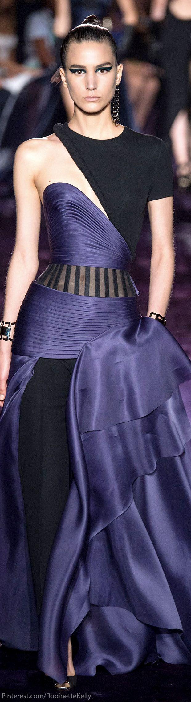 Atelier Versace Haute Couture | F/W 2014-2015.