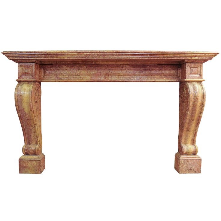 1stdibs Marble / Piece Circa 1820 Empire French Fireplace / Mantel