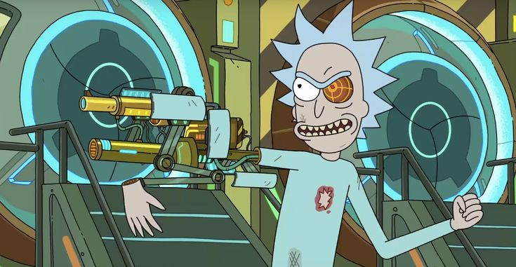 rick and morty season 3 release date announced with a new trailer http