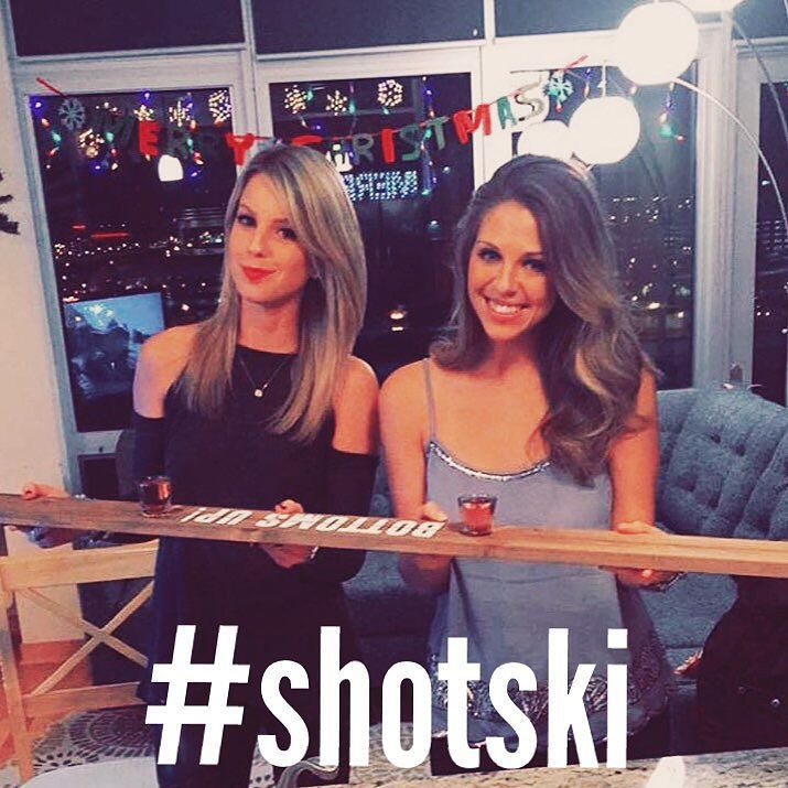 ShotSki's = Happy Holidays! Thx @mleee232 ShotSki's Starting @ $47.99!  shotskishop.com #shotskiz #shotski #shotskis #vodka #tequila #party #smile #holiday #shots #love #nice #gift #partytime #cocktails #xmas #funtimes #bottomsup #drinks #partygames #drinkinggames #party #fun #whisky #xmasgiftideas #beer #happy #holidaygift #bravo #wwhl #bravotv