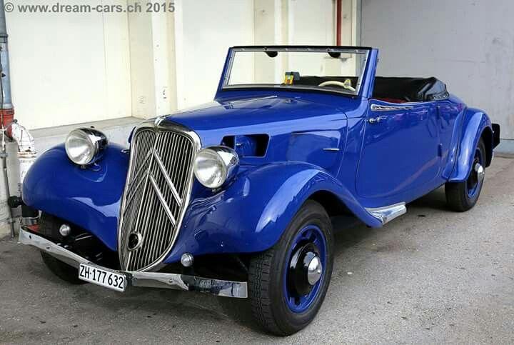 1938 Citroën 11 bl Cabriolet
