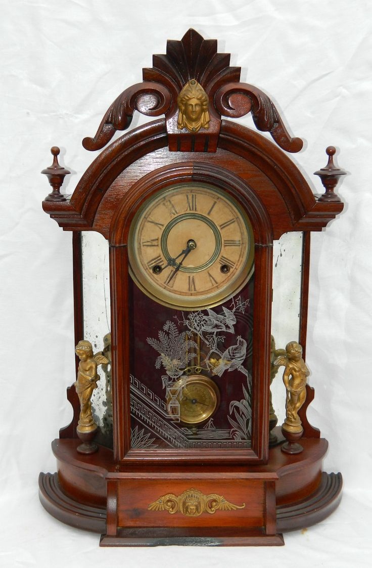 17 Best Images About Antique Clocks On Pinterest Cases