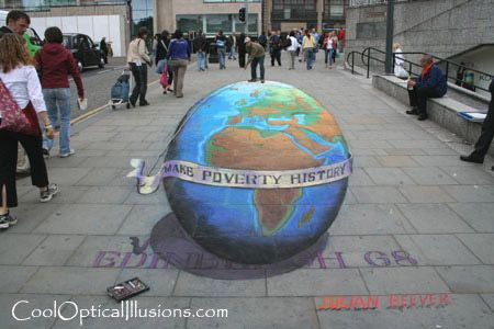 Amazing Chalk drawing! – A Thousand Words