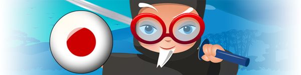 The Professor Ninja Japanese app contains 1000 carefully selected words and phrases, covering the main areas of everyday vocabulary (eg. family, numbers, nature, travel, school, pastimes). To ease the learning process, each word and phrase is accompanied by a picture and an audio recording by a professional native speaker.