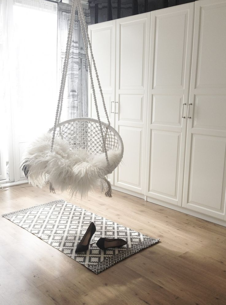 les 25 meilleures id es de la cat gorie fauteil suspendu sur pinterest chaises suspendues. Black Bedroom Furniture Sets. Home Design Ideas