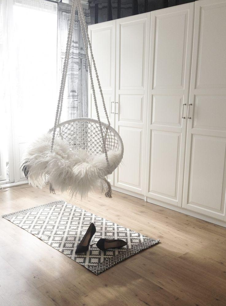 17 meilleures id es propos de fauteuil suspendu sur pinterest fauteuil relax fauteuil une. Black Bedroom Furniture Sets. Home Design Ideas