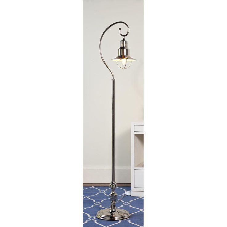 Nautical Lantern Floor Lamp