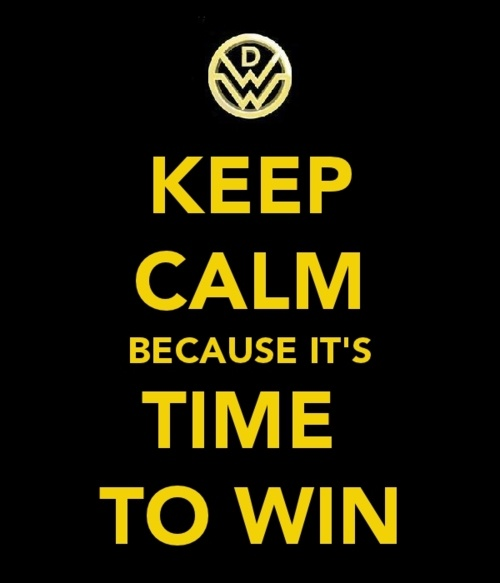 Down With Webster ~ It's Time To Win!