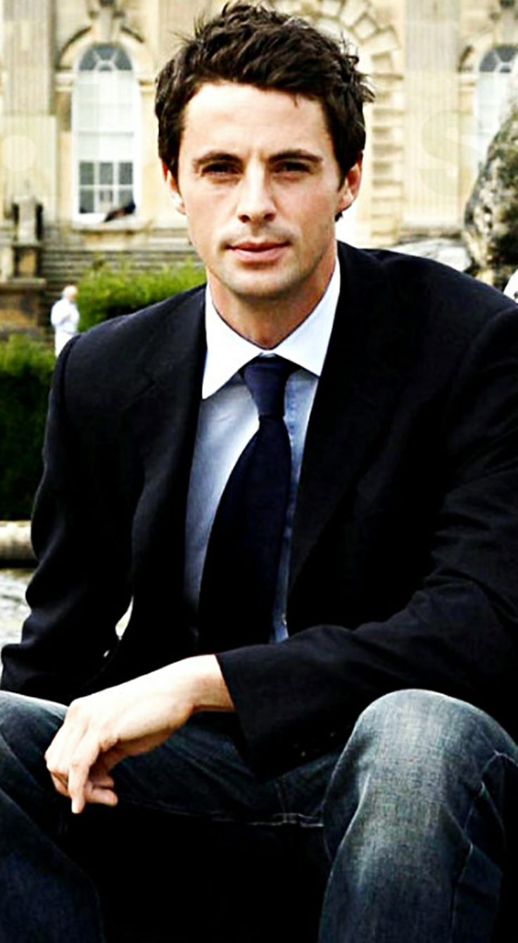 Matthew Goode is my all time biggest hollywood crush. Yummers!