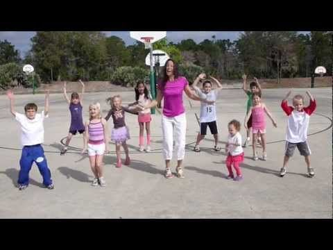 "http://www.pattyshuklakidsmusic.com    Let's do jumping jacks, boogie to the floor, hop from side to side, bend and touch our toes!  This song is on Patty's 3rd CD ""I Can Do It!"" and her 2nd DVD ""Musical PE For You & Me Vol. 2""    To PURCHASE Patty's music, click this link: http://www.PattyShuklaKidsMusic.com    CD ""I Can Do It!"" song list:   I Can Do ..."