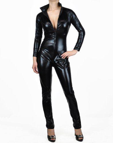 Sexy Women's Goth Blk PVC Fetish Catsuit Bodysuit XL NawtyFox,http://www.amazon.com/dp/B008XBDKGO/ref=cm_sw_r_pi_dp_lBBhtb0DRBVRCJDZ