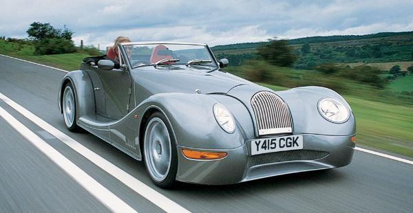 Morgan presentará nuevo concepto Roadster Eléctrico con transmisión manual
