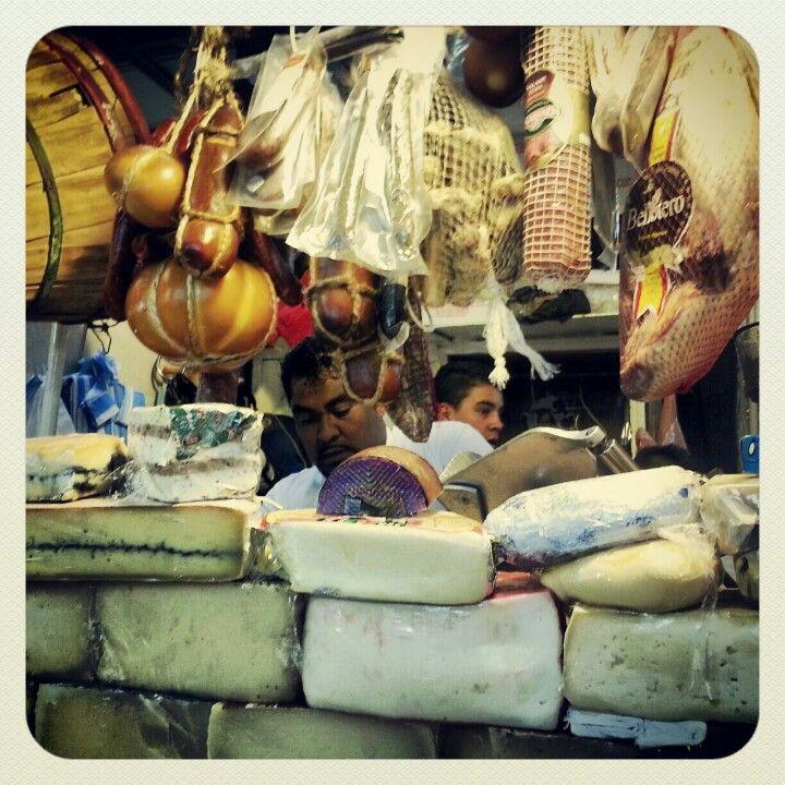 Mercado de San Juan in Cuauhtémoc, Distrito Federal