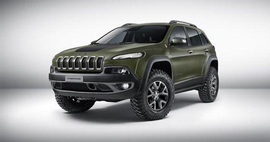 Mopar devela vehículos Jeep® personalizados en el Salón Internacional del Automóvil de Frankfurt 2015   Tuningmex.com
