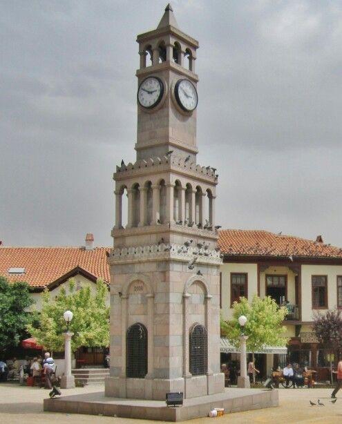 Hamamönü Saat Kulesi-Ankara