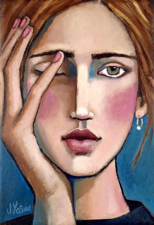 One Eye Open by Jennifer Yoswa