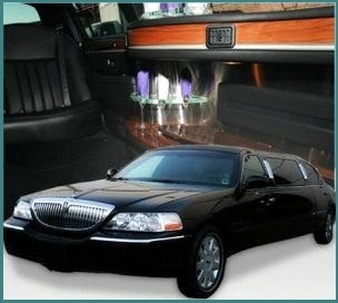 6 PAX LINCOLN STRETCH LIMOUSINE