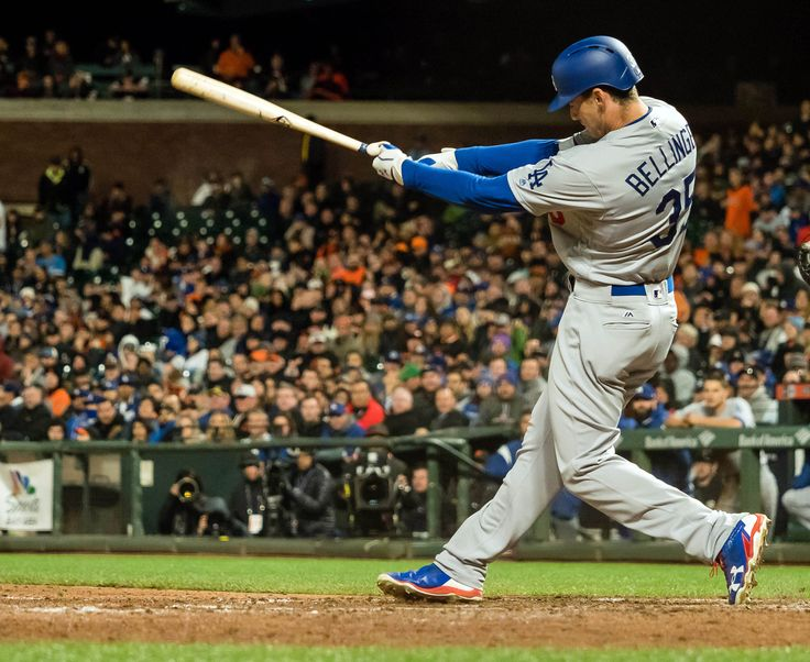 Cody Bellinger moves up to leadoff in 2nd major league game - True Blue LAclockmenumore-arrowStubhub Logo :