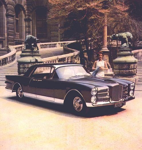 1958-1964 Facel Vega Excellence EX1