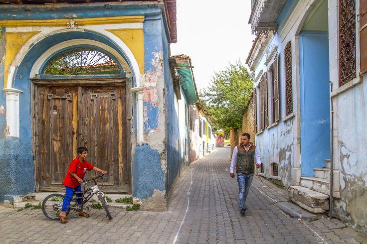 Turkiye-Manisa/ Kula-Street... - null