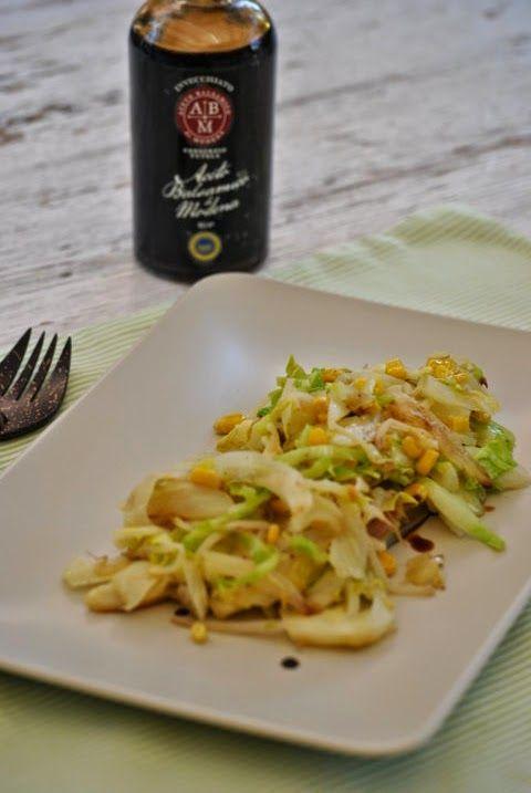 Una ricetta sana, leggera, a base di sole verdure!  Un contorno sostanzioso ma anche piatto unico eccellente! Può sembrare banale ma quanti ...
