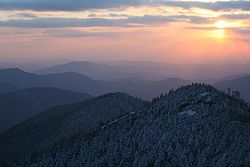 Mount Le Conte (Tennessee) - Wikipedia, the free encyclopedia