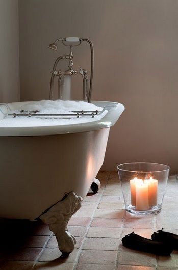 ~ National Bubble Bath Day ~