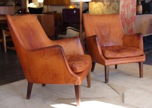 Danish Furniture, Retro & Art Deco Classic Chairs - Vampt Vintage Design Sydney