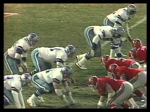 Cowboys @ Falcons 1980 Playoffs