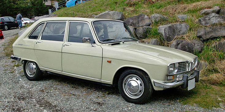 Renault 16 TS (1965)