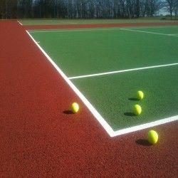 Tennis Court Line Marking in Vinegar Hill, Monmouthshire 7