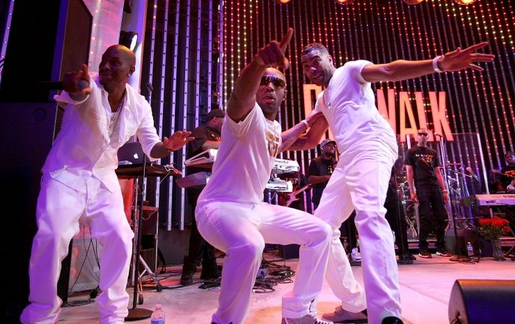 Tyrese, Ginuwine And Tank | GRAMMY.com