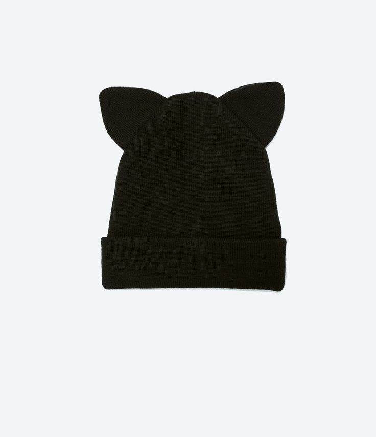 Image 1 of HAT WITH EAR FLAPS from Zara