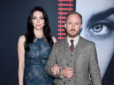 """Orange Is the New Black"" star Laura Prepon is engaged to boyfriend Ben Foster!"
