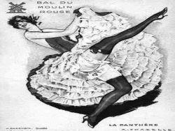 А Мулен Руж кабаре в Париже оставим на 7-й день