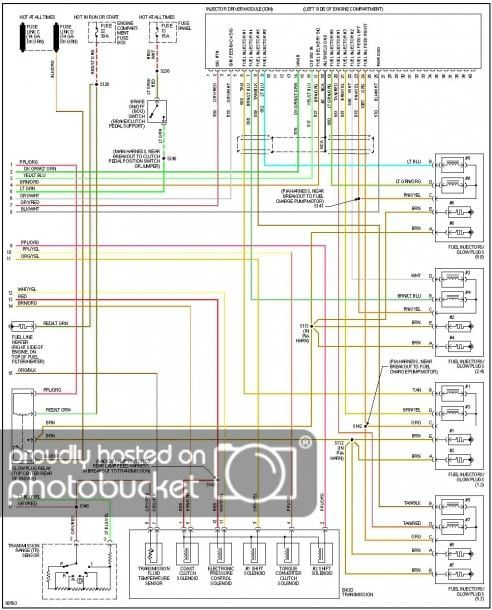 Help Need 97 F350 Wire Diagram For Inside In 2021 F350 Ford Diesel Diagram