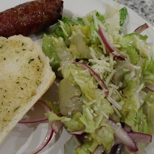 how to make restaurant style caesar salad