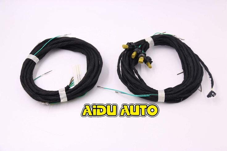 Keyless Entry Kessy system cable Start stop System harness Wire Cable For Audi A6 A7 A8