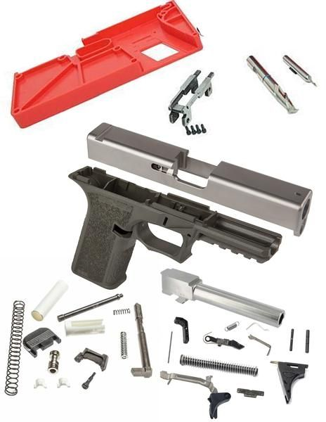 complete 80 glock kits american weapons components tactical