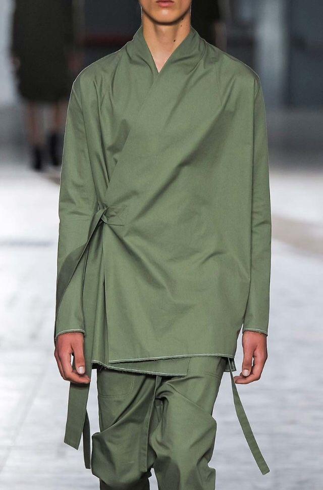 Menswear   Spring   Street Style   GQ   Vogue   Fashion   Designer   Urban   Damir Doma   SS16