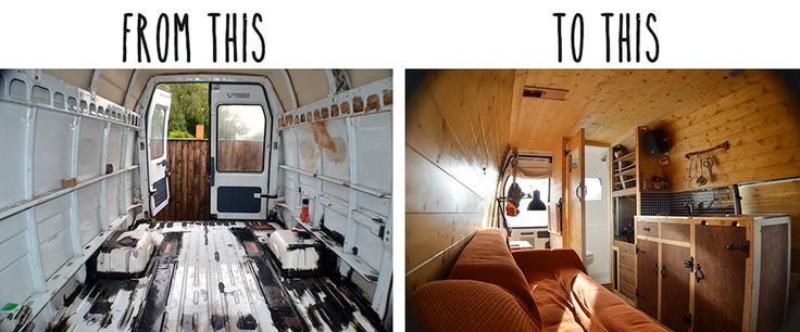 Have you ever dreamt about having your own home on wheels with everything you need to live and travel the open road? – Find out how to build your dream van-home  Making a old empty van into your …